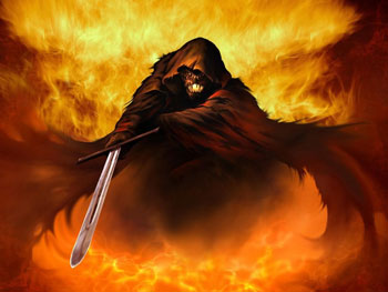 اگر شیطان از آتش است، چگونه در آتش خواهد سوخت؟