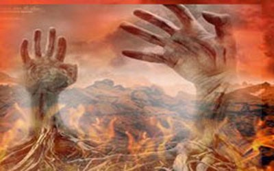 عاقبت پافشاری بر گناه !