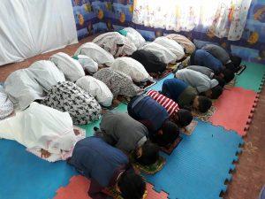 آموزش راهکارهایی برای توجه در نماز